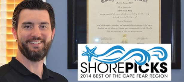 Chiropractor Wilmington NC Rhett King Shorepicks